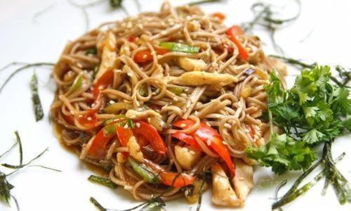 Рецепты китайской кухни видео